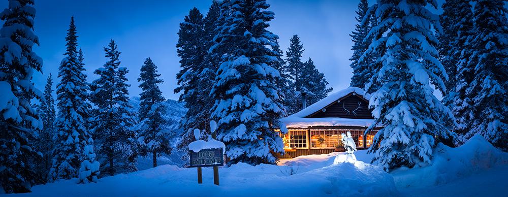 Storm Mountain Lodge Banff National Park Dream Travel Destinations Pinterest Banff
